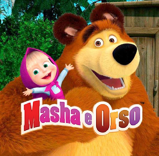 Masha e Orso live!