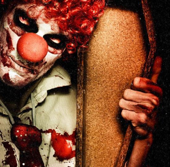 Halloween horror experience.