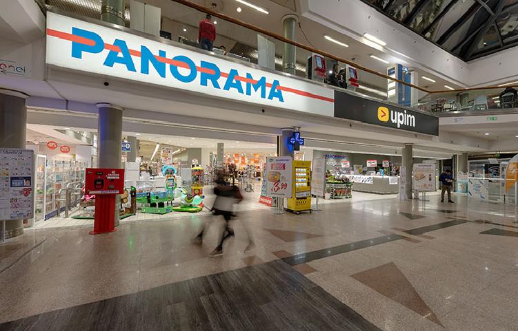 Panorama & Upim